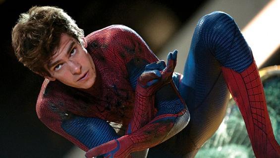 the amazing spider man andrew garfield