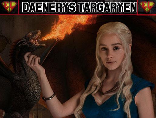 daenerys chica de la semana