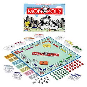 monopoly supercar how to play