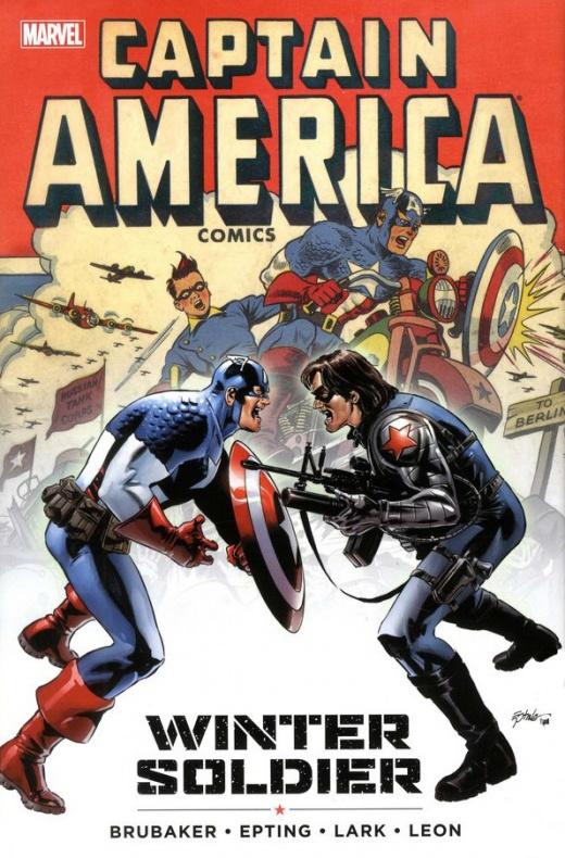 Capitan-america-vs-soldado-de-invierno-brubaker