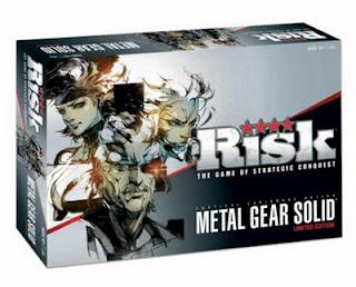 Risk Metal Gear