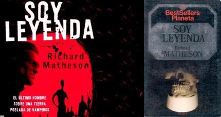 Soy Leyenda Richard Matheson