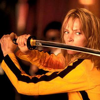 Beatrix Kiddo en Kill Bill