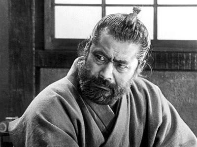 Toshiro Mifune como Barbarroja