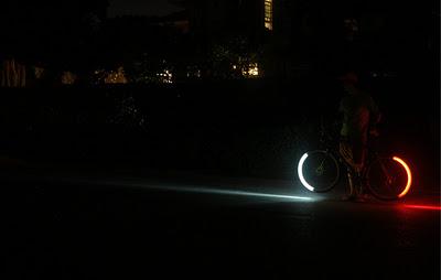 bicicleta tron