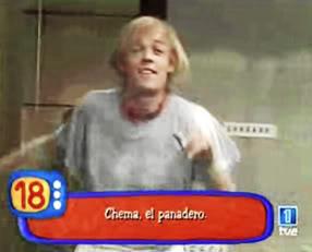 chema panadero