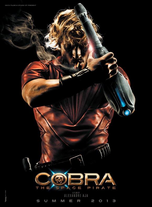 Cobra Space Pirate