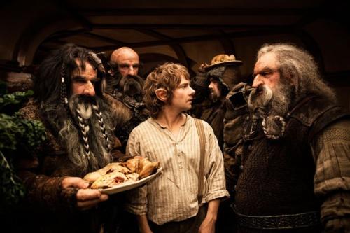 El Hobbit imagen