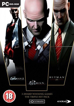 Hitman video juegos agente 47