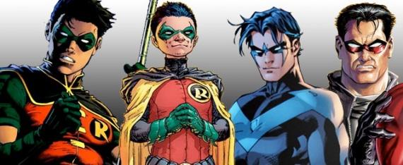 The Robins DC
