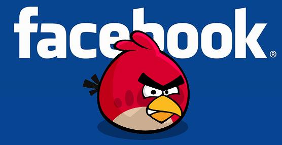facebook angry birds