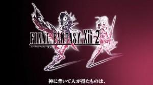 final fantasy xiii 2 logo