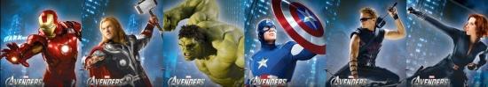 Banner Los Vengadores Iron Man2