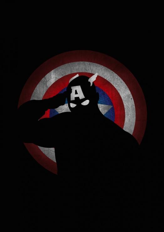 Capitan America Sombra