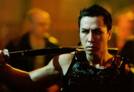 Donnie Yen en Blade 2