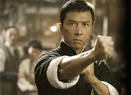 Donnie Yen en Ip Man