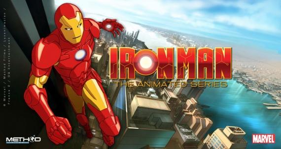 Iron Man aventuras de hierro