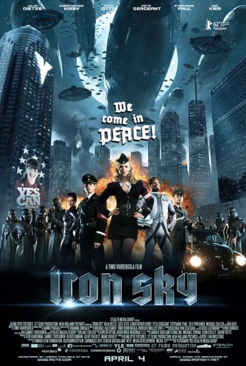 Poster de Iron Sky