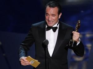 Jean Dujardin Oscar mejor actor