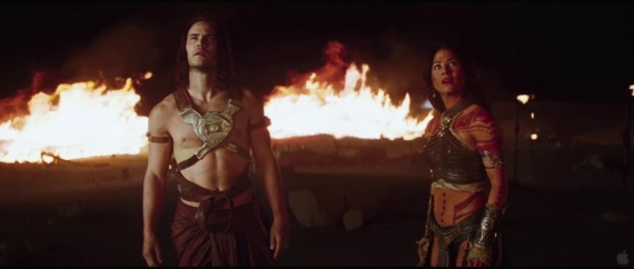 Trailer de John Carter en la Super Bowl