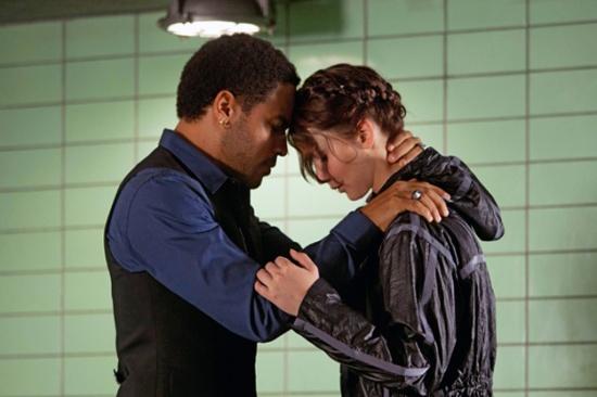 Katniss Cinna Los Juegos del hambre