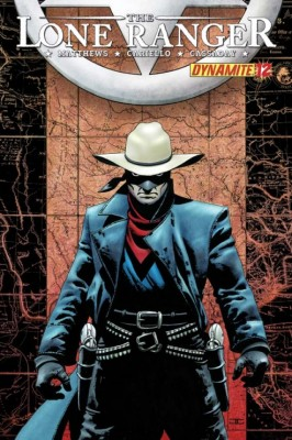 Lone Ranger Cover Dynamite