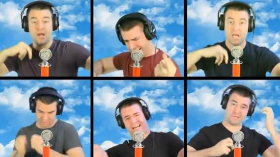 Los Simpson cantada Nick McKaig