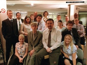 Martin Freeman la oficina the office