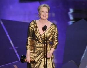 Meryl Streep mejor actriz oscar