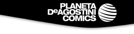 Planeta DeAgostini comics Logo
