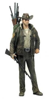 Rick Grimes Figura Comic