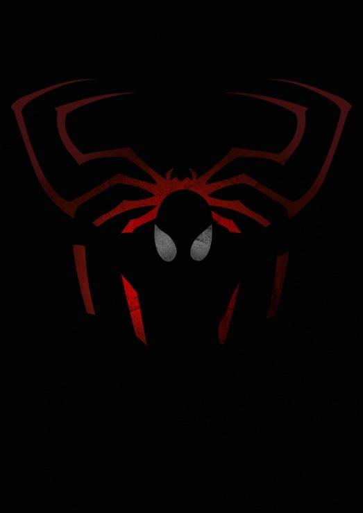 Spiderman Sombra