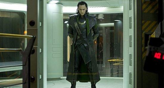 Tom Hiddleston Loki Los Vengadores