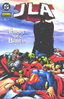 Torre de Babel DC JLA
