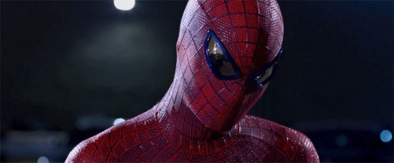 amazing spider man 2012 trailer