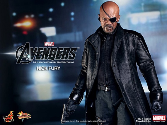 avengers nick fury 1