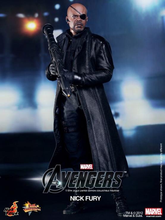 avengers nick fury 11