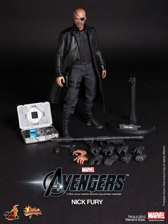 avengers nick fury 14