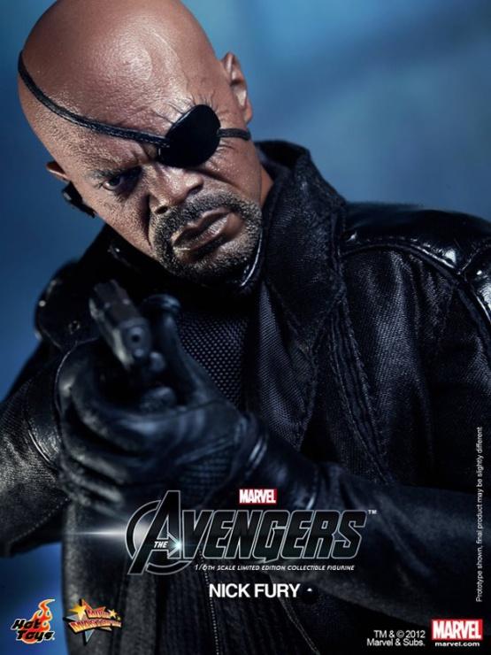 avengers nick fury 2
