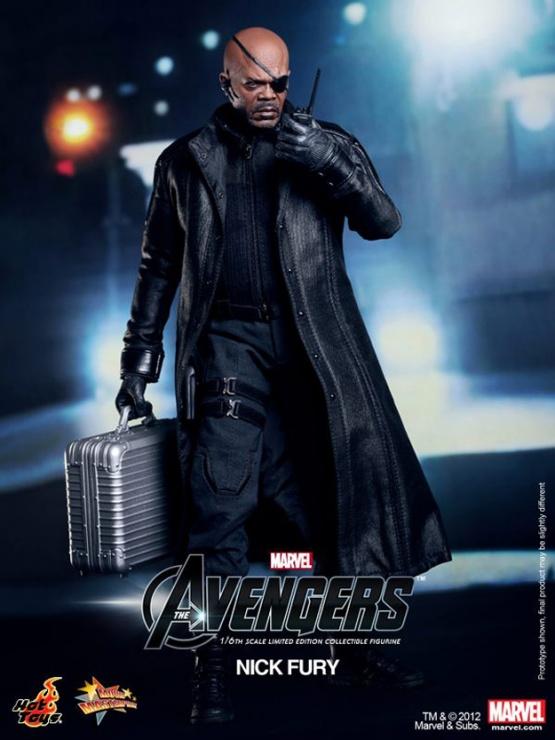 avengers nick fury 8