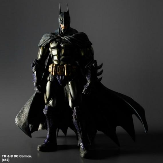 batman arkham asylum square enix figura