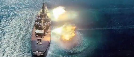 battleship trailer superbowl