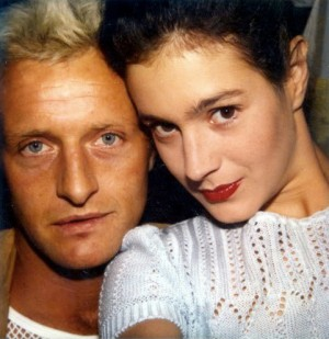 Sean Young y Rutger Hauer