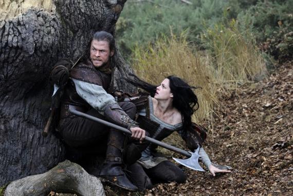 blancanieves y el cazador Kristen Stewart