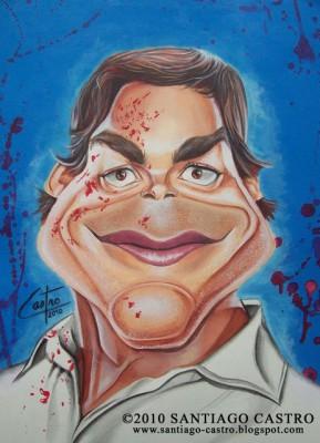 dexter caricatura1