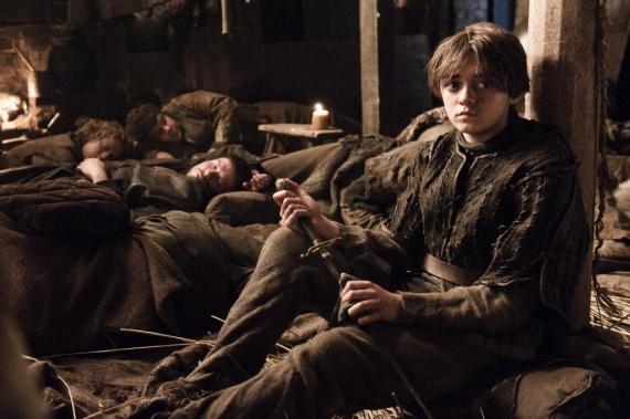 juego de tronos Arya Stark