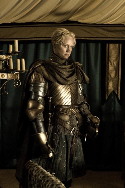 juego de tronos Brienne