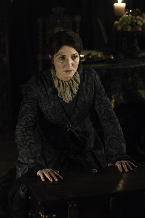 juego de tronos Catelyn Stark