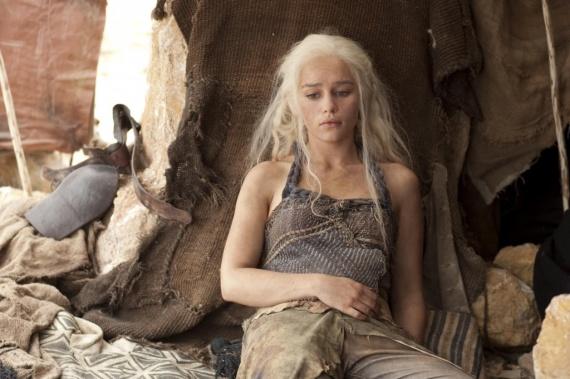 juego de tronos Daenerys Targaryen
