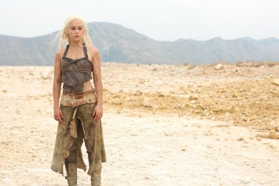 juego de tronos Danereys Targaryen